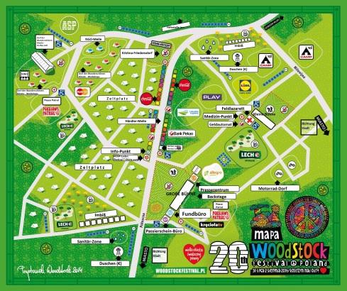 mapa 20 przystanek woodstock